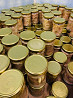 Canned cod liver wholesales exporting from Russia Murmansk
