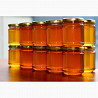 Raw and unfiltered honey production of Russia Sankt-Peterburg