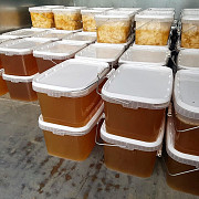 Organic raw unfiltered honey direct export from Russia Sankt-Peterburg