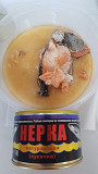 Canned red salmon export from Russia Sankt-Peterburg