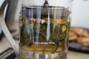 Herbal tea ingredients eco natural Moscow