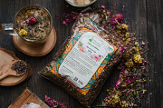 Best organic herbal tea brands from Russia Sankt-Peterburg